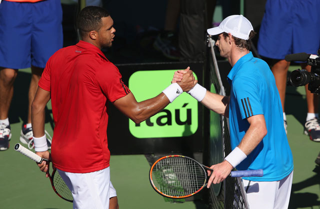 Miami Masters: Andy Murray to meet Novak Djokovic in quarters, Federer also through