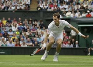 Andy Murray looks to LeBron James to inspire Wimbledon dream