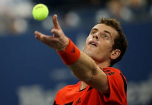 US Open: Andy Murray races to late night win, Venus Williams out