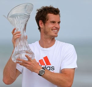 Murray hopes to go higher after reaching World No.2 with Miami title