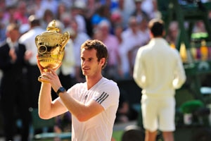 Wimbledon champ Andy Murray named BBC Sports Personality of the Year
