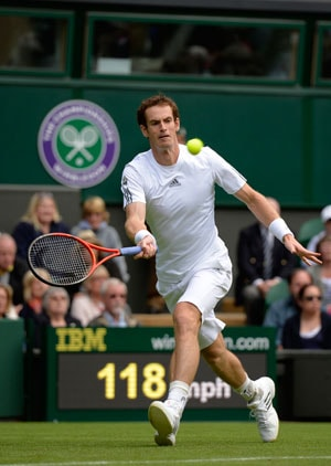 Wimbledon 2013: History-maker Andy Murray cruises into second round