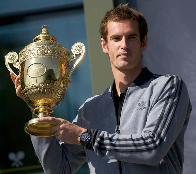 After 77 years, Murray restores British rule