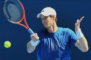 Andy Murray thriving with monkey off back
