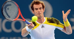 Andy Murray takes chances to reach Brisbane semis