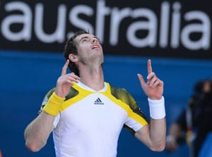 Andy Murray motors into Australian Open semis without dropping a set