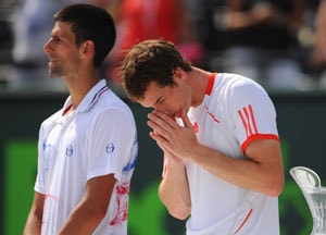 Novak Djokovic relishes Andy Murray rivalry