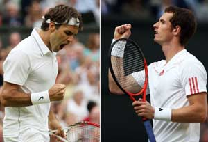 Wimbledon 2012 final: Federer again, Murray for once
