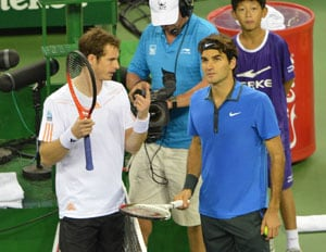 Andy Murray repeats Olympic dose on Roger Federer to set up Djokovic final