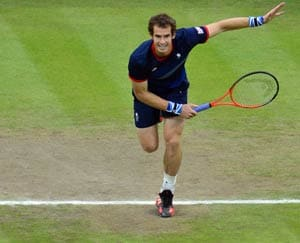 London 2012 Tennis: No dramas as Andy Murray downs Nieminen