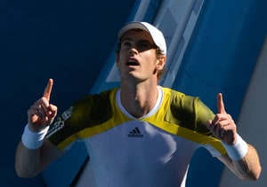 Struggling Andy Murray through to 4th round at Australian Open