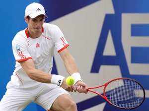Murray, Roddick crash out at Queen's