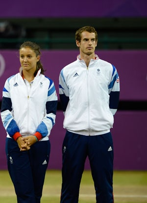 Andy Murray backs giant-killer Laura Robson for top