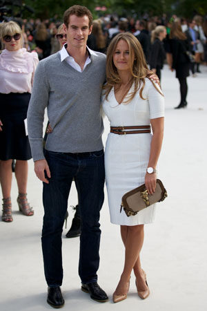 Kim Sears, not just Andy Murray