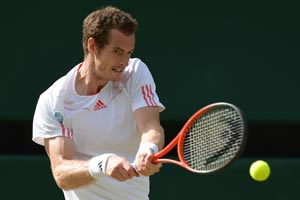 Wimbledon 2012: Andy Murray cuts Ivo Karlovic down to size