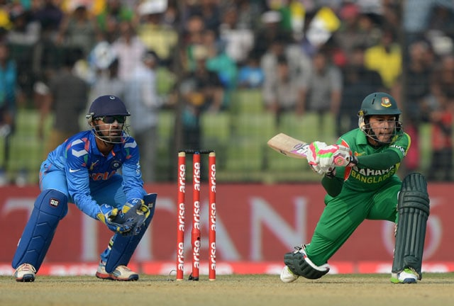 Bangladesh Skipper Mushfiqur Rahim Miffed With Weakened India Squad for ODI Series