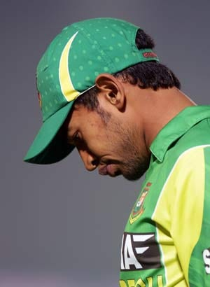 Bangladesh skipper Mushfiqur Rahim livid with team after loss to Afghanistan