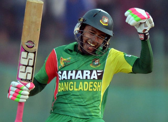 Asia Cup: Bangladesh skipper Mushfiqur Rahim doubtful for Afghanistan match
