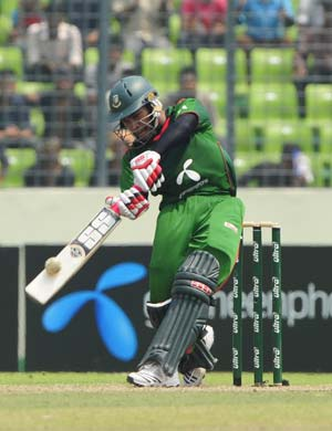 Mushfiqur Rahim named new Bangladesh captain