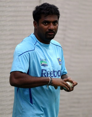 Advantage New Zealand as Muralitharan in doubt
