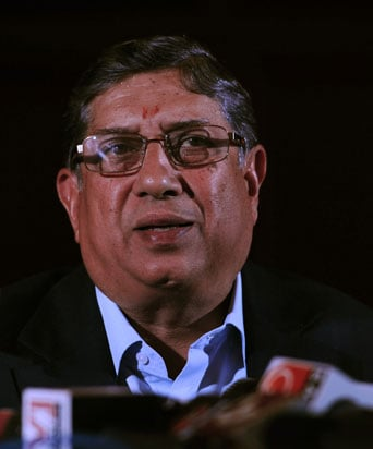 N. Srinivasan Closer to ICC Chair After Supreme Court 'Boost'