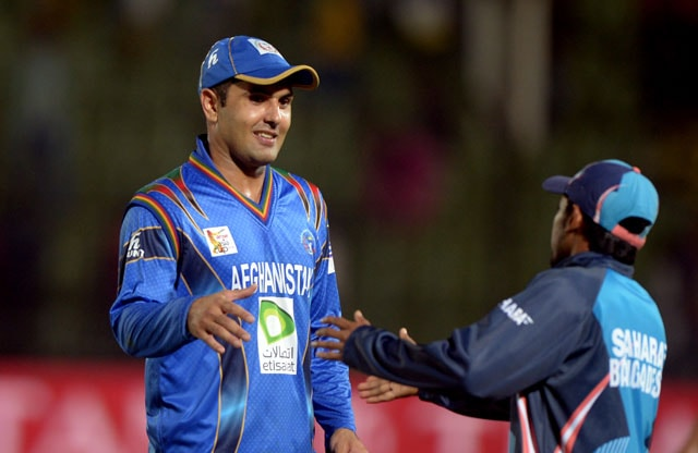 Asia Cup: Afghanistan captain Mohammad Nabi credits team effort for landmark victory