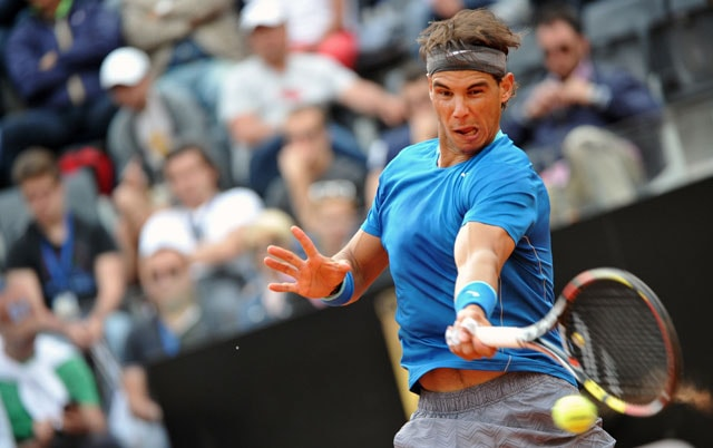 Rome Masters: Rafael Nadal Sets Up Quarterfinal Clash Against Andy Murray After Another Tough Match