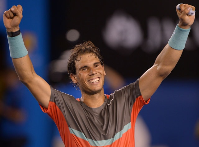 After playing 'best match' at Australian Open, Rafael Nadal wary of Stanislas Wawrinka