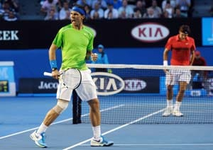 Ivan Lendl says too early to judge Rafael Nadal