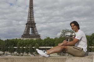 Humble Nadal in 7th heaven at French Open