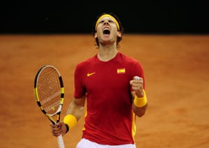 Can Davis Cup triumph reignite the spark in Nadal?