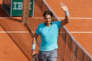 French Open: Rafael Nadal Enters Last 16