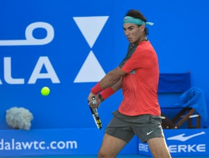 Rafael Nadal loses to David Ferrer in Abu Dhabi