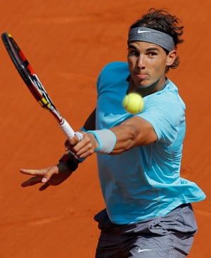 French Open: Rafael Nadal's Bad Back Offers Off-Court Drama
