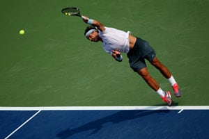 US Open: Rafael Nadal, Roger Federer in cruise control again