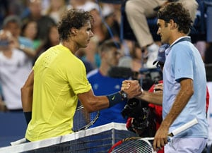 Overtaking Roger Federer not my main goal, says Rafael Nadal