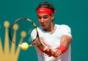 Rafael Nadal cruises into Monte Carlo quarter-final