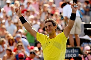 Rafael Nadal puzzled by success in 2013