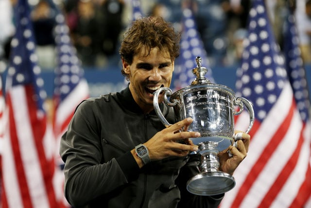 US Open: Rafael Nadal beats Novak Djokovic, wins men's singles title