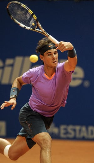 Nadal slams ATP for choice of balls after Round 1 win in Brazil Open singles