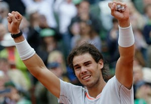 I will check my body and hope to be ready for Wimbledon, says Rafael Nadal