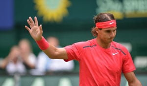 Nadal refuses to talk up 'arrogant' Wimbledon bid