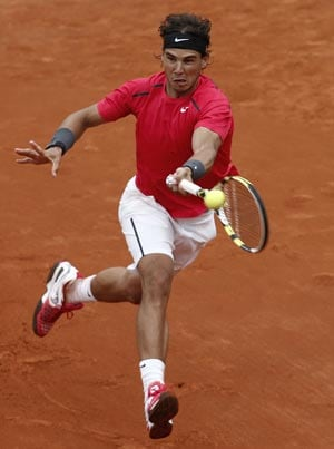 Nadal beats Almagro to reach French Open semis