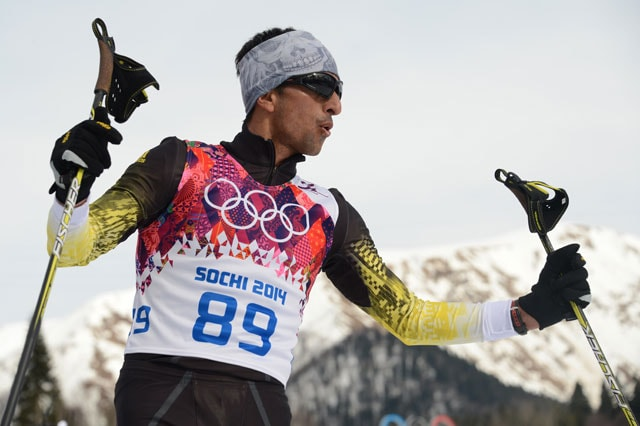 Sochi 2014: Cross-country skier Nadeem Iqbal finishes 85th in men's 15km classic run event at Winter Olympics