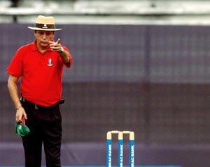 Sting on umpires: Channel says it is ready for legal action