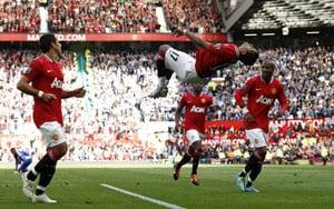 Manchester United slap a 3-1 win across Chelsea