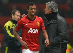 Referee insists Nani red card was right decision