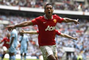 United stun City to win FA Community Shield