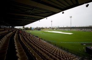 New Zealand-West Indies second ODI rained out