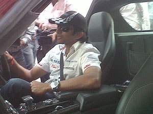 Narain Karthikeyan's F1 demo drive plan cancelled